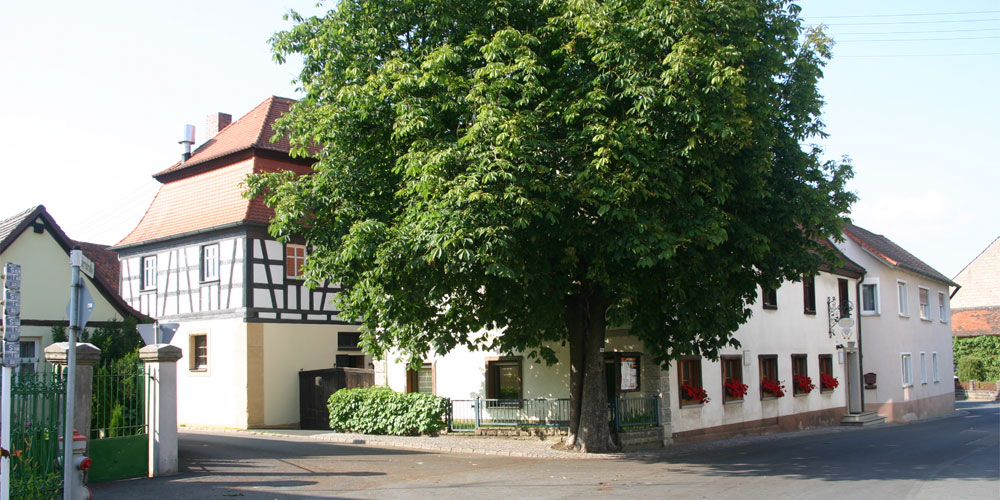 Gemeindeteil Schlammersdorf - Gemeinde Hallerndorf