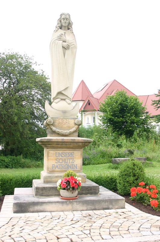 Aus der Dorfgeschichte Trailsdorf