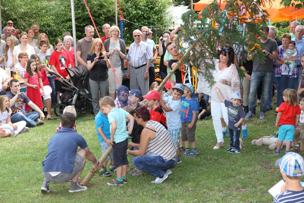 40 Jahre Kindergarten Trailsdorf
