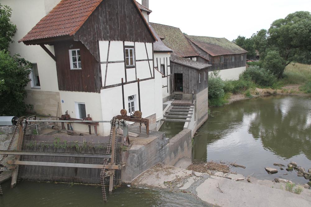 Trailsdorfer Wasserkraftanlage war für Besichtigung geöffnet