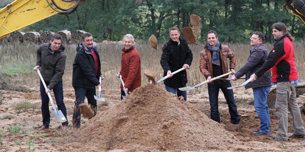 """Neues Baugebiet """"Boint"""" wird erschlossen"""