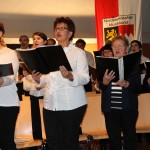 Herbstkonzert mit Musikverein und Kirchenchor