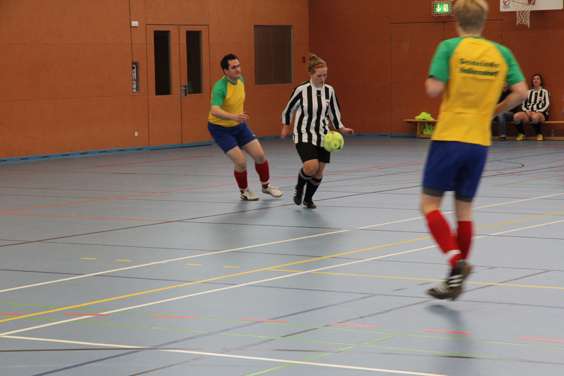 6. Fussball-Benefizturnier des Stammtisches