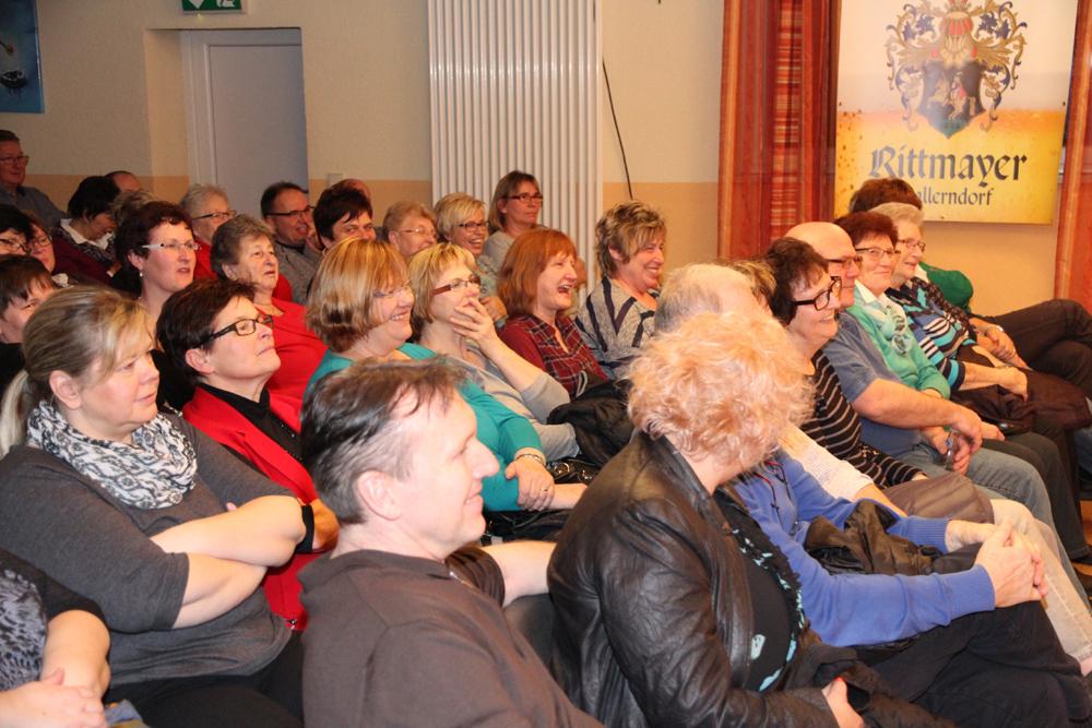 Theatergruppe der FFW begeisterte Publikum