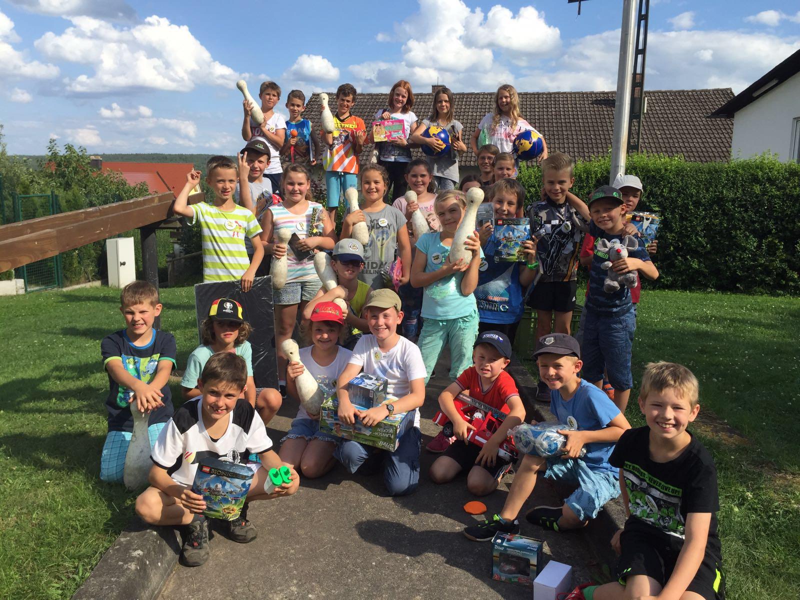 Sommerferienprogramm der Gemeinde