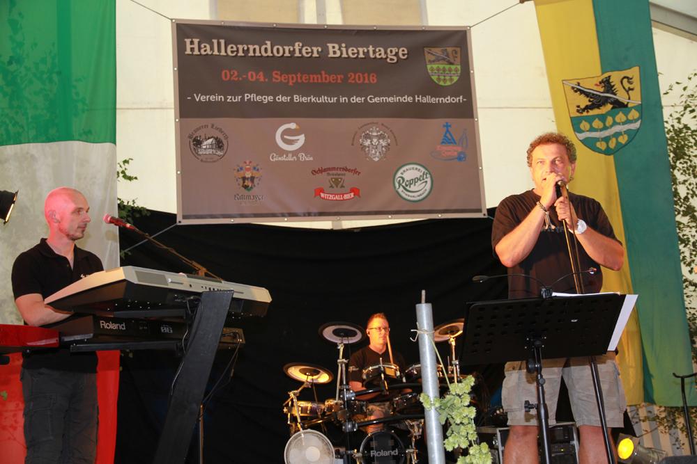 Hallerndorfer Biertage waren Riesenerfolg