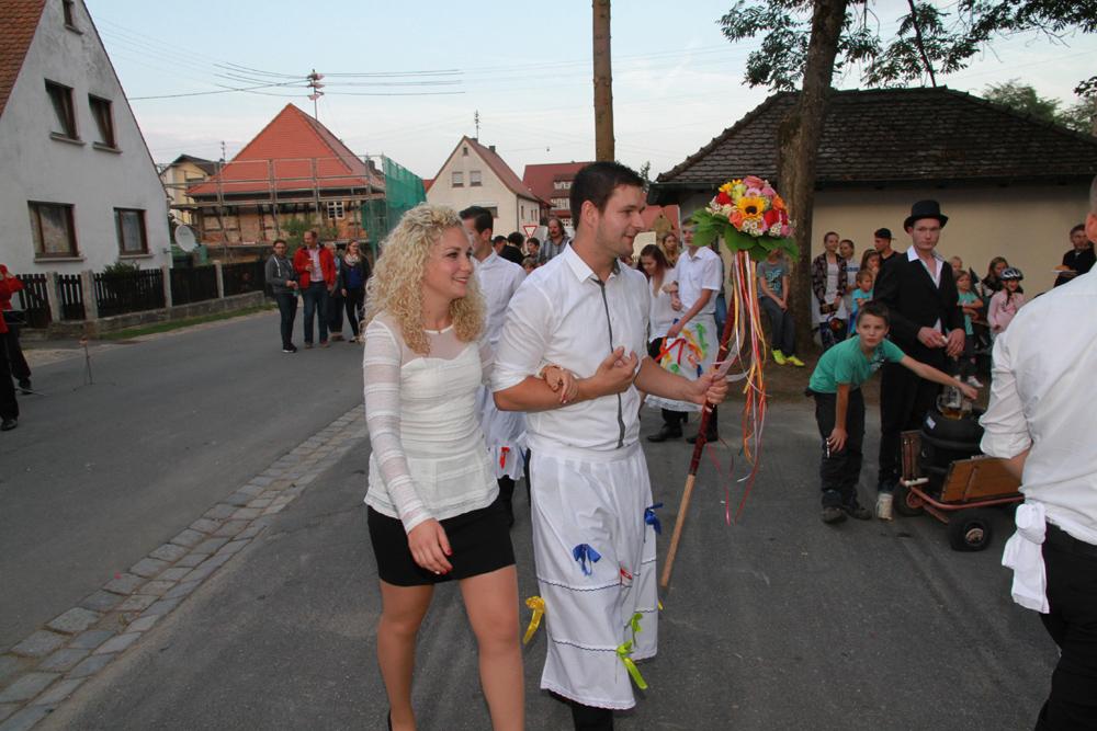 Kerwa in Pautzfeld