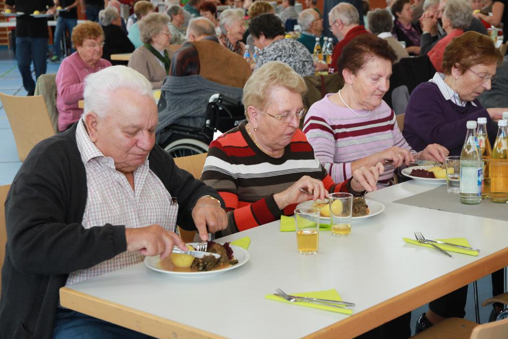 Tag für unsere Senioren