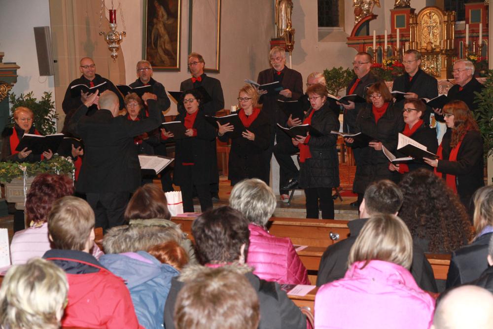 Kirchenkonzert des Gospelchors