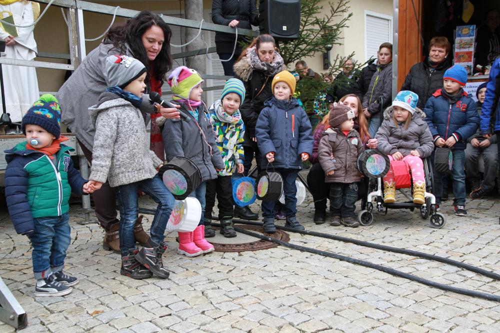 Weihnachtsmarkt am Rathaus