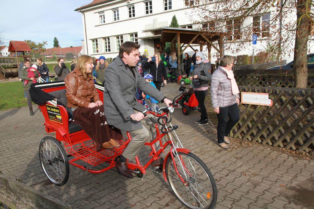 Verabschiedung nach über vier Jahrzehnten im Kindergarten Trailsdorf