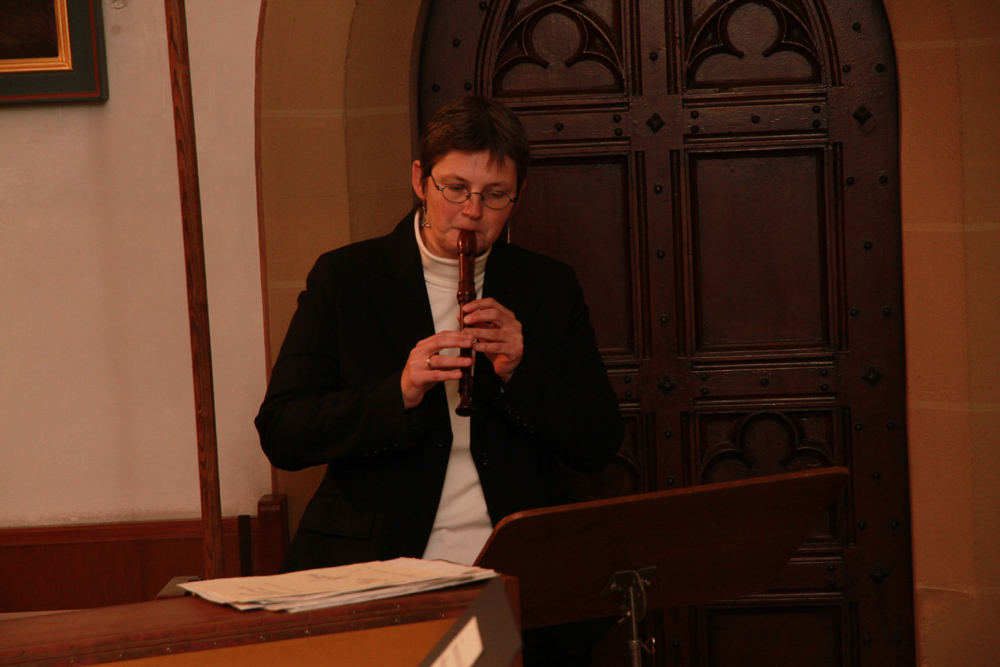 Weihnachtliche Klänge in der Pfarrkirche