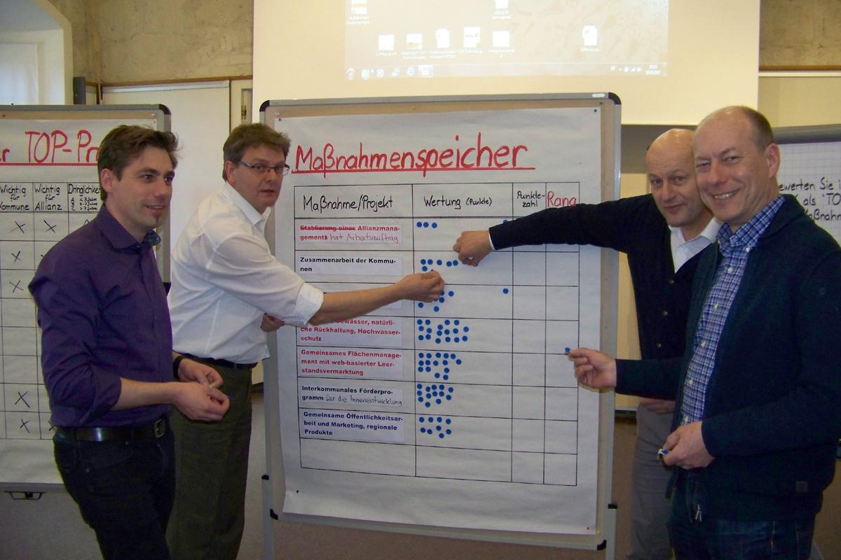 ILE Regnitz Aisch - Seminar Klosterlangheim