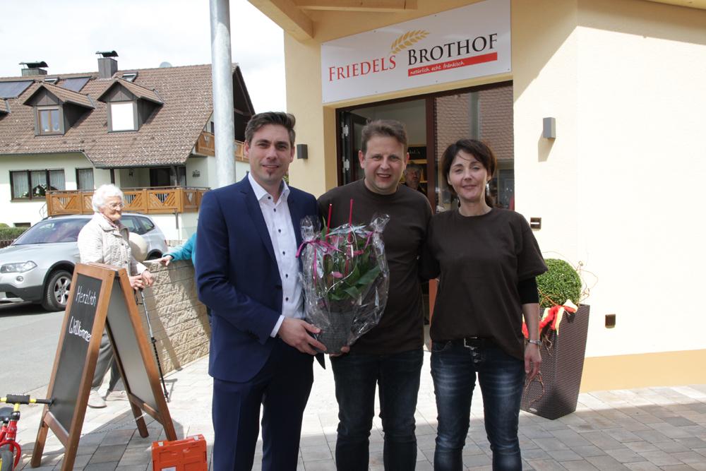 Dorfladen Stiebarlimbach