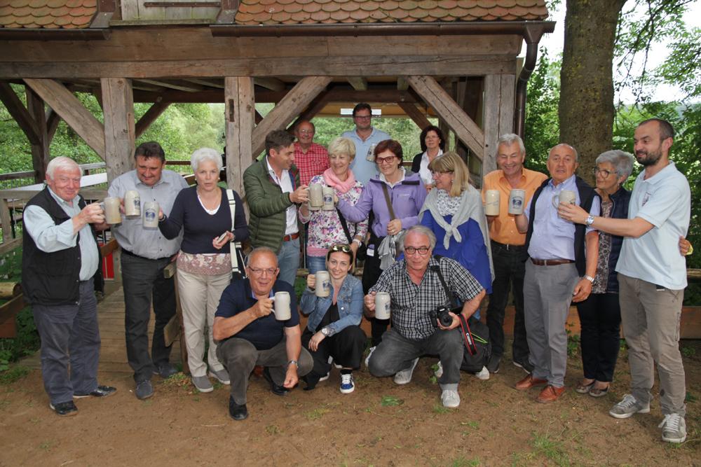 Besuch aus Drena (1)