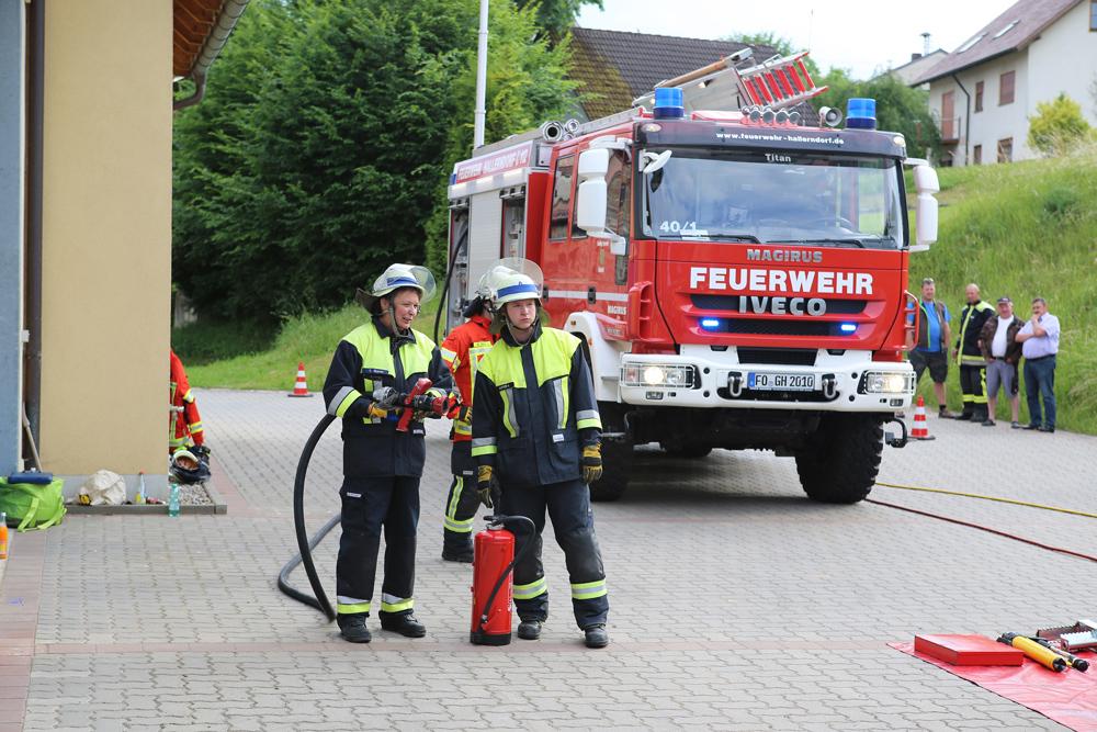 FFW Hallerndorf - Leistungsprüfung (4)