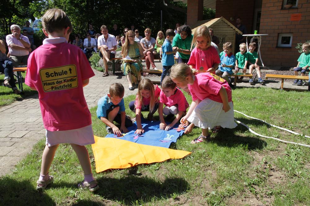 25 Jahre Kindergarten Pautzfeld