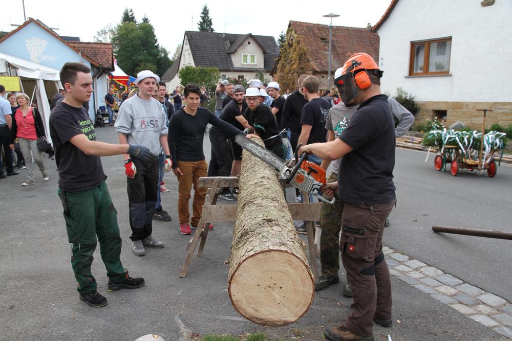 Kirchweih in Pautzfeld
