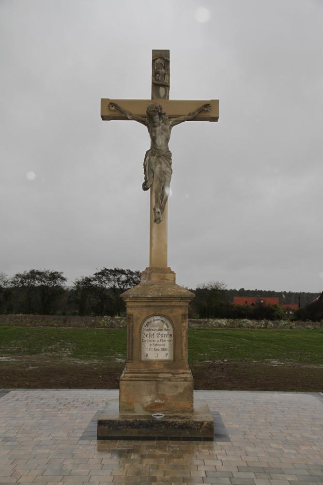 Segensakt am Schnaider Friedhof