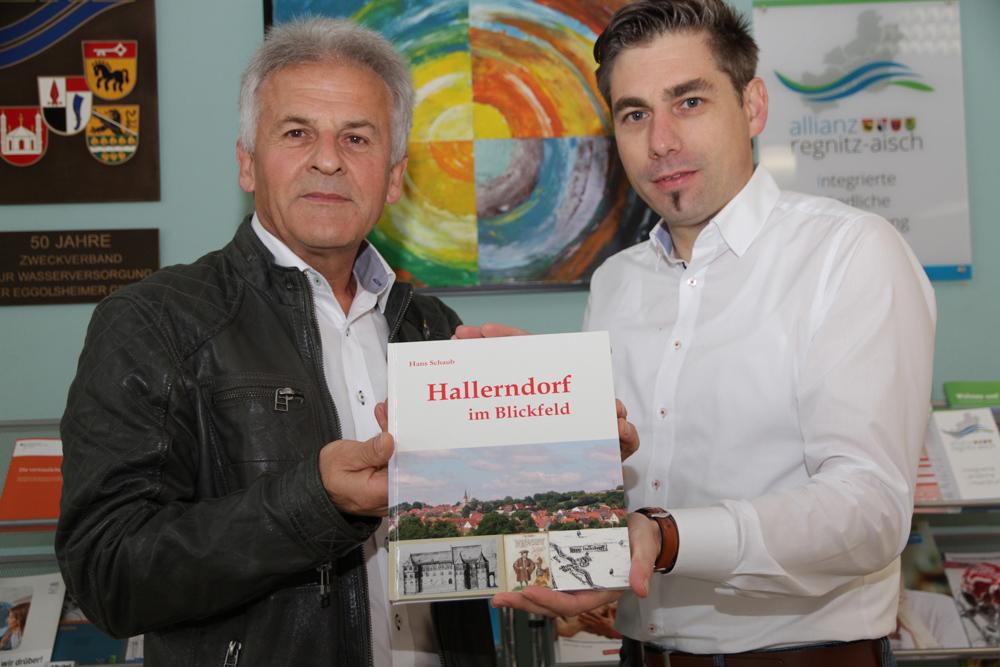 Buch Hallerndorf