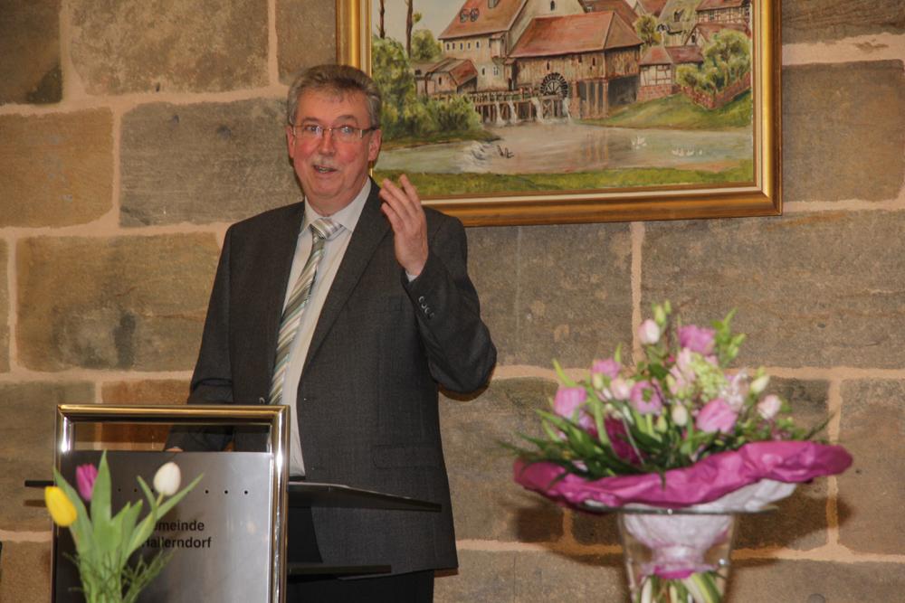 Verwaltungsrat Hermann Seebauer verabschiedet