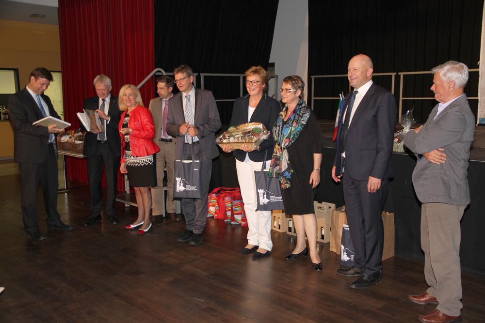 Italienisches Partnerschaftstreffen der Allianz Regnitz-Aisch
