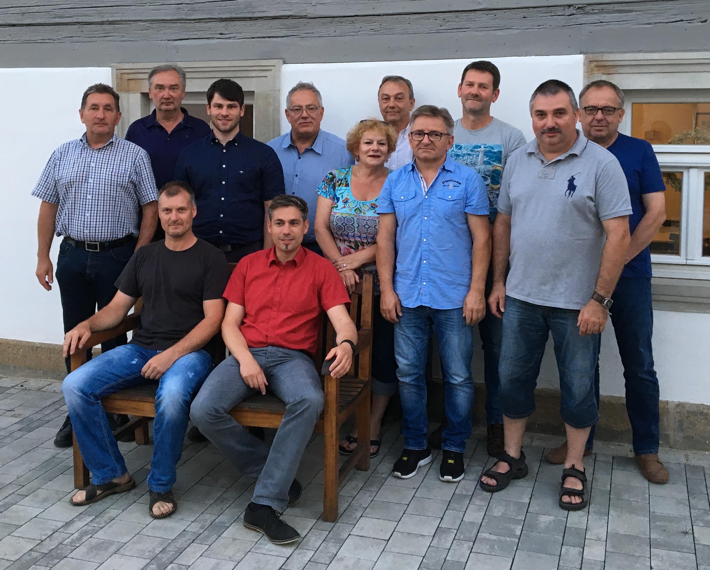 Neuwahl der Teilnehmergemeinschaft-Vorstandschaft