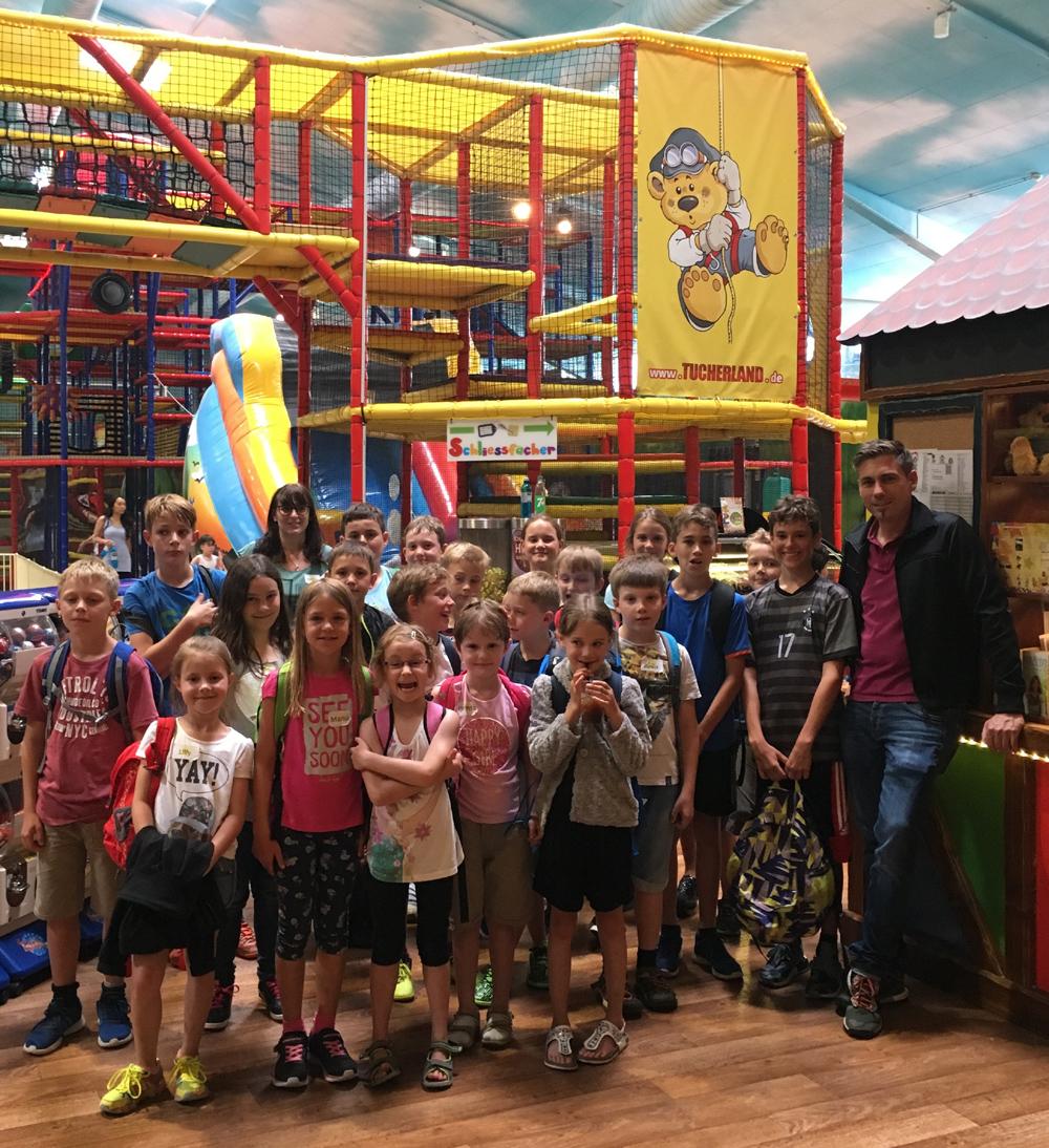 Pfingstferienprogramm – eine Woche Spiel, Spaß und Freude