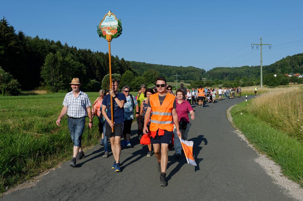 200 Jahre Wallfahrt nach Gößweinstein
