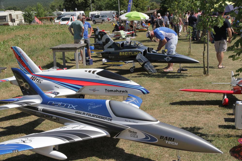 Flugtage des MBSC Hallerndorf