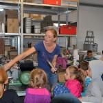Erl Kindergarten Trailsdorf bei Biolandwirt (3)