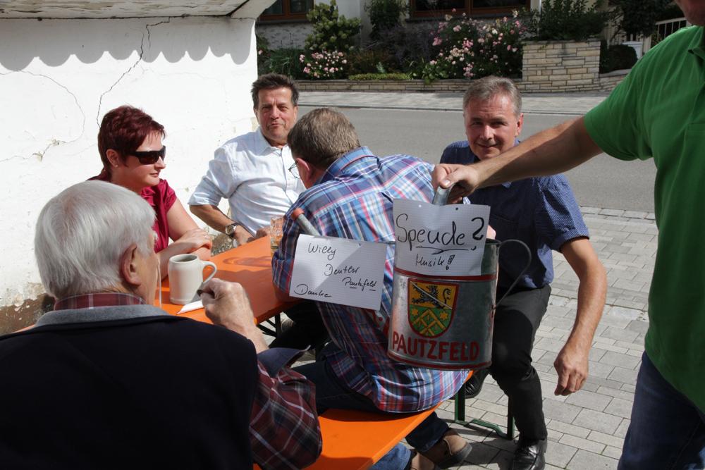 Tag des offenen Denkmals - Gemeindehaus Pautzfeld