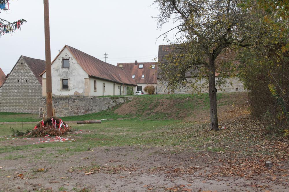 ISEK-Ortsrundgang in Hallerndorf