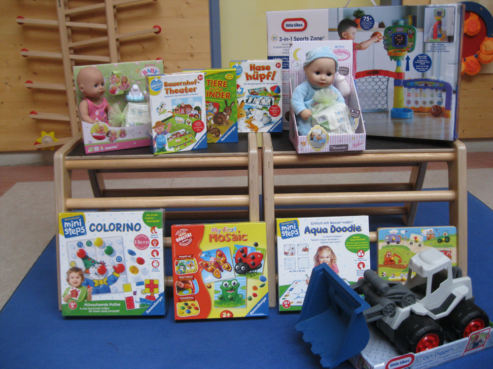 Kita-Spielothek Haus der Kinder Pautzfeld