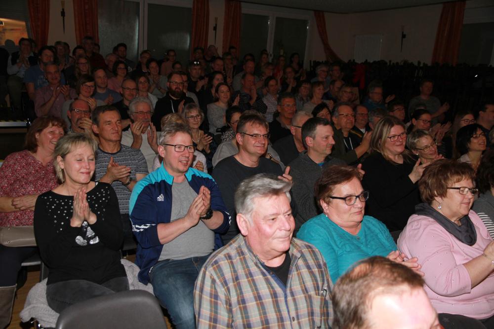 Theater war sechsmal restlos ausverkauft