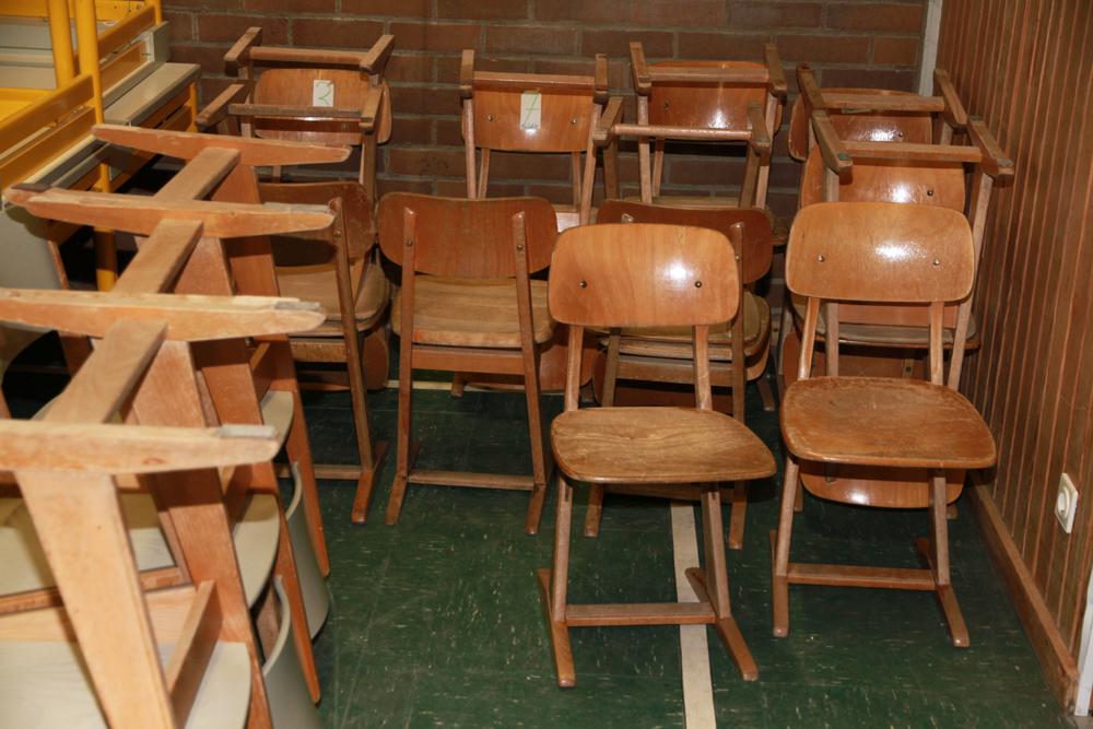 Schnäppchenjagd in der Hallerndorfer Schule