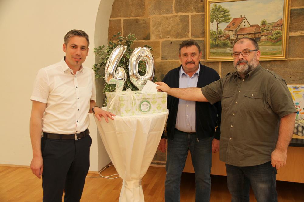 40. Geburtstag BGM Gunselmann
