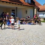 Sommerfest Rathausplatz