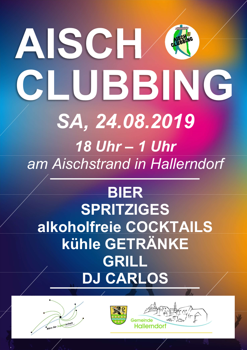 AischClubbing_Plakat