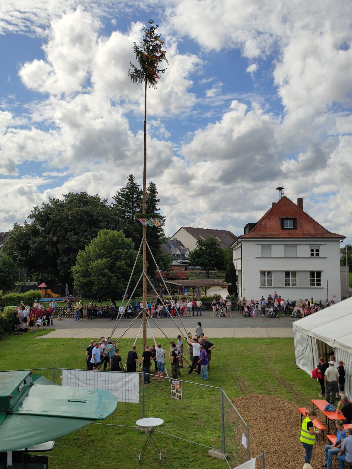 Kirchweih in Trailsdorf