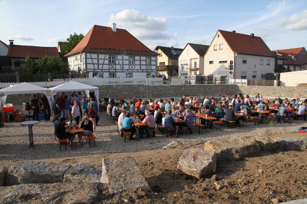 Weiherfest Pautzfeld