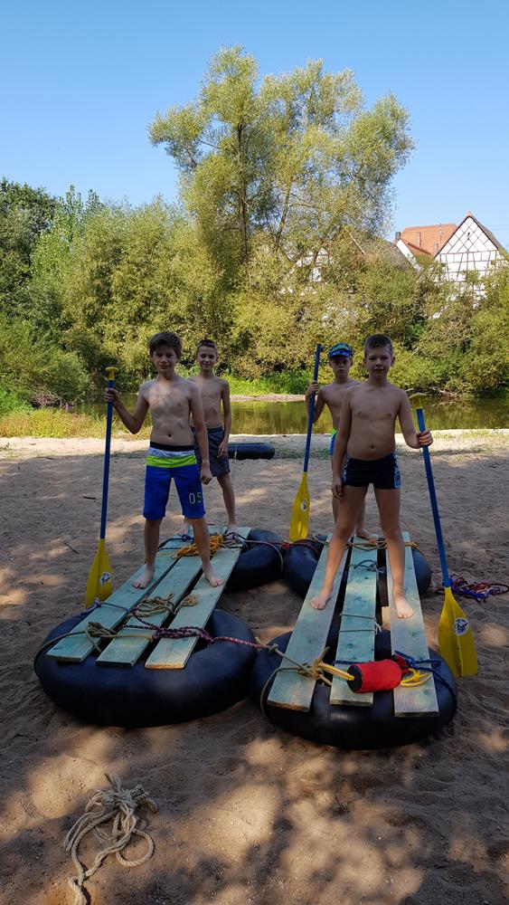 Jugendarbeit in der Gemeinde Hallerndorf