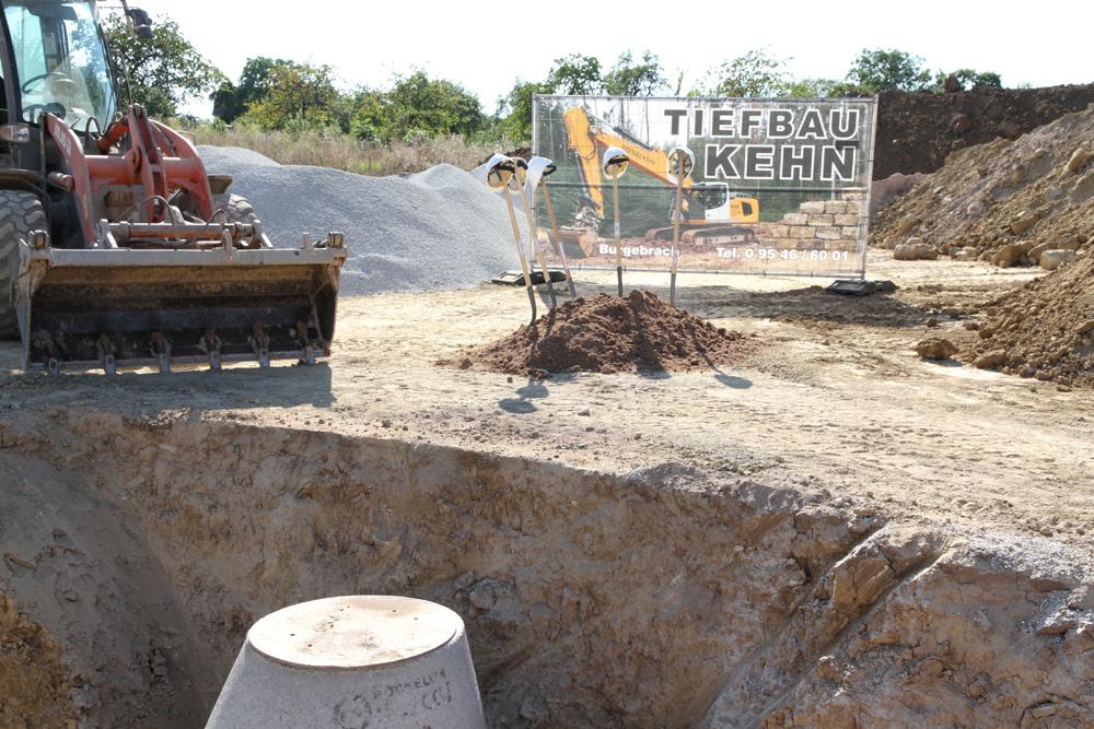 In Schnaid werden elf neue Bauplätze geschaffen