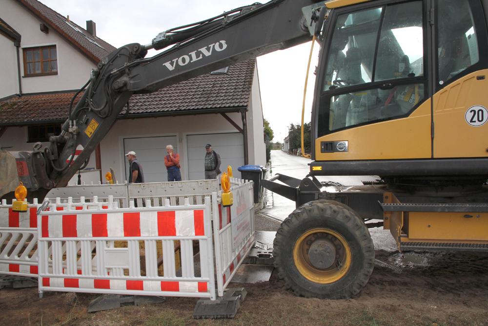 Kleines Wohngebiet für Haid wird erschlossen