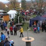 Vorweihnachtsmarkt am Rathaus