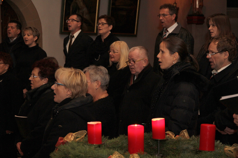 Adventskonzert in St. Sebastiankirche