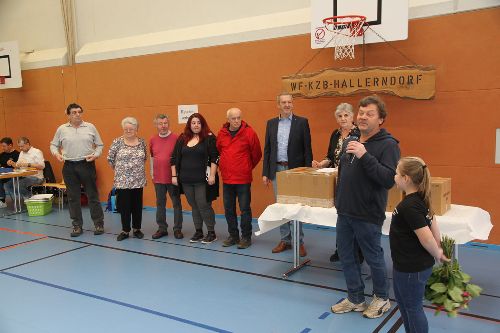 Internationale Volkswandertage in Hallerndorf