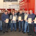 FFW Willersdorf_Haid - Ehrungen Mitgliedschaft 40+50 Jahre