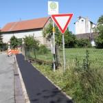Ortsdurchfahrt Schnaid